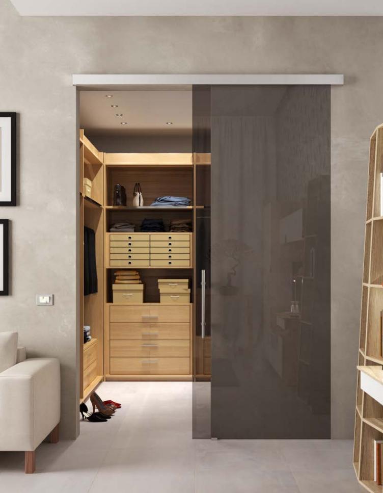 Sistema porta scorrevole alluminio lm313 sistemi in - Porte per bagni ...