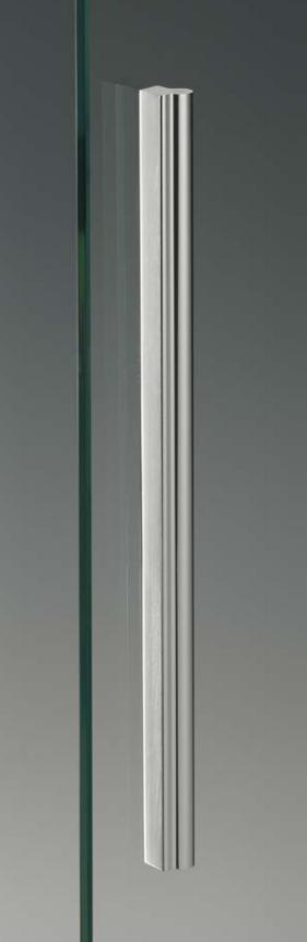 Maniglia 410 per scorrevoli con fissaggio VHB MAN410®