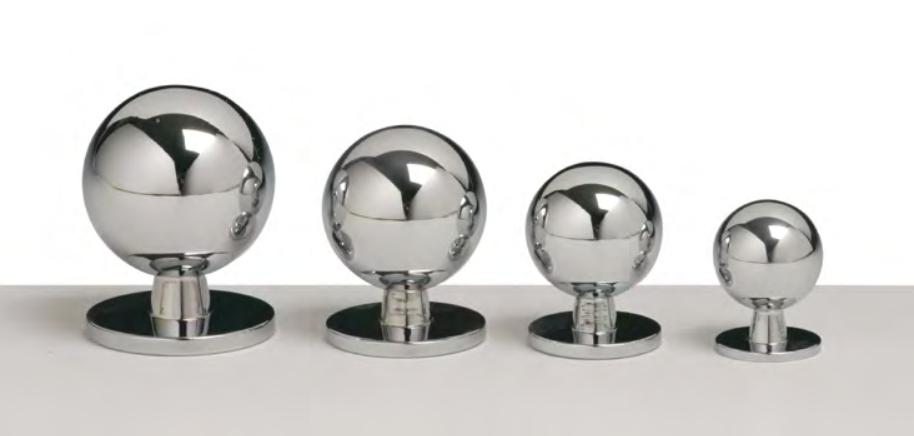 Pomelli sfera Ø20/25/30/35 POM01-02-03-04®