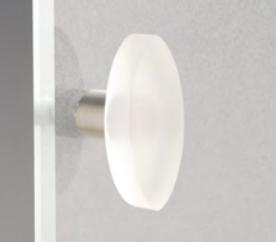 Pomello ovale 40 S/T VETPOM13340®