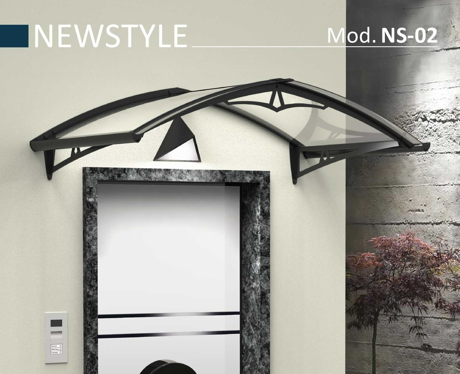Pensilina new Style NS-02