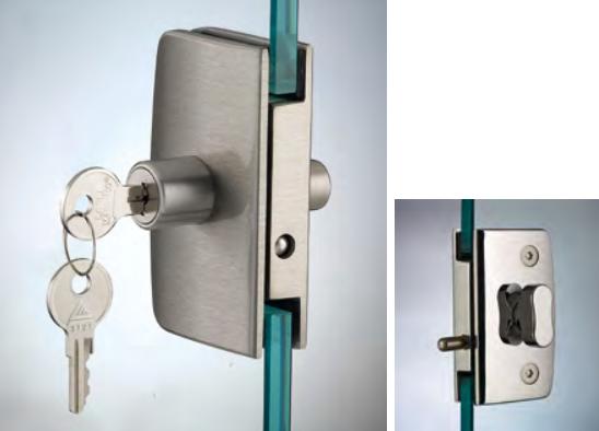 Serratura serie 400 serratura / pomello CSP75®