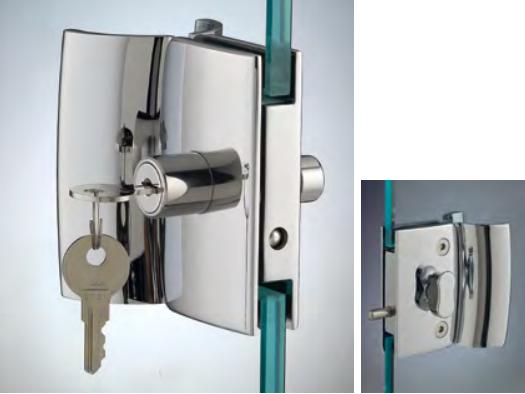 Serratura serie 400 serratura / pomello con maniglia CSP85®
