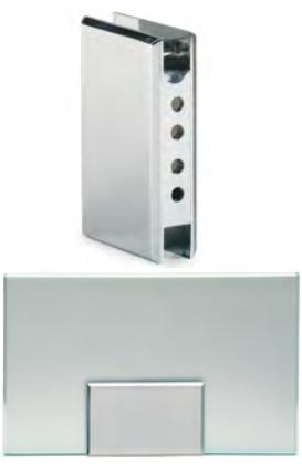 Fermavetro di sicurezza 80 x 50 MORS003®