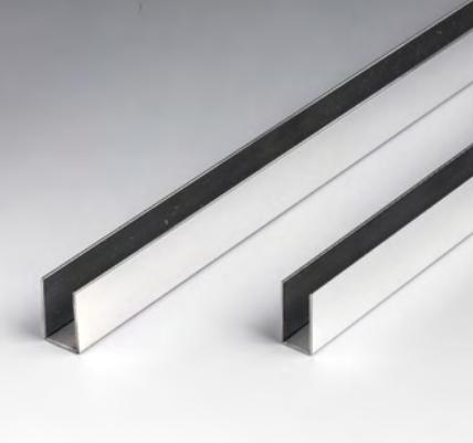 Canaline acciaio mirror 6k CANALM®