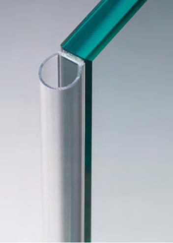 Guarnizione per pareti doccia adesiva con palloncino GMVHB4®