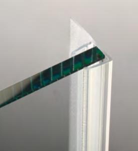 Guarnizione con aletta dritta 6/8 mm GM70®