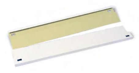Telai e profili di supporto per specchi telai per ancoraggio di specchi LR900®