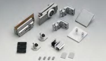Sistema scorrevole modello lmdoccia LMSD25VV®