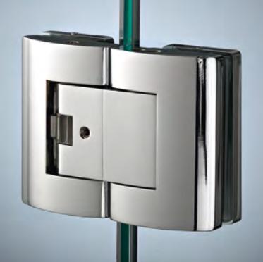 Cerniera 720 a scatto regolabile 180° con apertura a tirare CER720®
