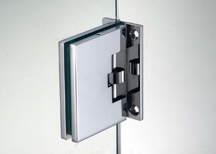 Cerniera centrale muro/vetro automatica square DQMATIQUE66-44®