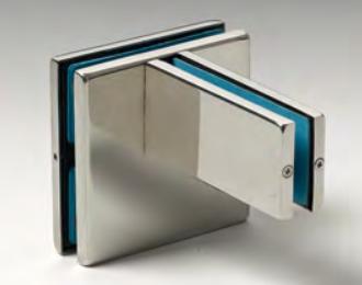Accessorio di raccordo più vetri fissi e controventatura GF810®