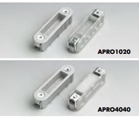 Incontro apro per imbotte in alluminio APRO-I®
