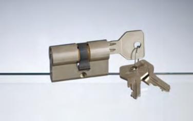 Cilindro con chiave a profilo europeo CISA2227®