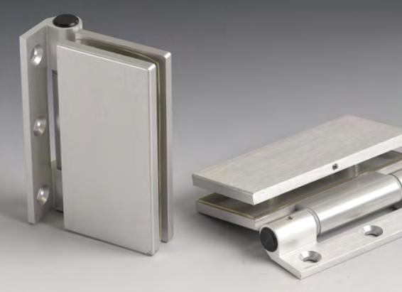Cerniera per stipiti stretti in alluminio FA100®
