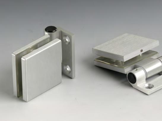 Cerniera per stipiti stretti in alluminio FA50®