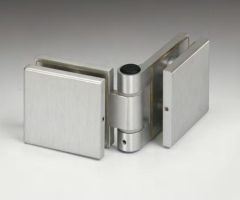 Cerniera vetro-vetro fa580 in alluminio FA580®
