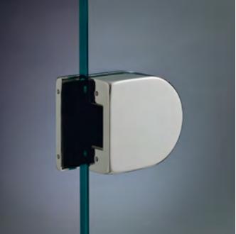 Controserratura per doppia anta - 120 small per stipiti S1211®