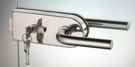 Serratura modello 160 libero con chiave S16004®