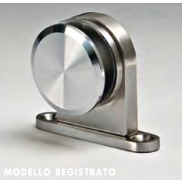 Fermavetro muro/vetro serie soleil royal SPC501®