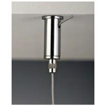 Attacco cilindrico dinamico a soffitto NMS15®