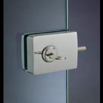 Chiusure serie 200 senza fori sul vetro chiusura con serratura serie 200 CLK20®