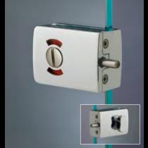 Chiusure serie 200 senza fori sul vetro chiusura di riservatezza serie 200 libero/occupato CLS24®