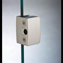 Chiusure serie 200 senza fori sul vetro cartella di riscontro per ante a battente piccola CLS70®