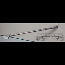 Asta di sicurezza muro vetro snodata ø19 x 500 mm MF1515®