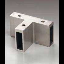 Attacco a 3 vie per tubolari rettangolari 30x10mm PG03®