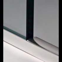 Diga in alluminio per pareti doccia PBD