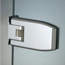 Cerniera serie 600 regolabile laterale per vetri 8/12 mm S600®