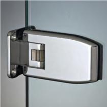 Cerniera serie 600 regolabile centrale per vetri 8/12 mm S603®