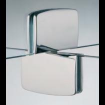 Cerniera serie 400 vetro/vetro per vetri 8/10 S4503®