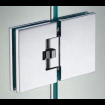 Cerniera in linea vetro/vetro automatica square DQMATIQUE680-480®