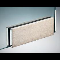 Cerniera inferiore per tacca standard lm101 e sede per perno quadro francese o tedesco HD3302®
