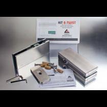 Cerniera sevax btwist - kit per porta a battente SX-BTKIT®