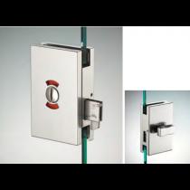 Chiusura di riservatezza serie hd square libero/occupato ante scorrevoli DQS11®