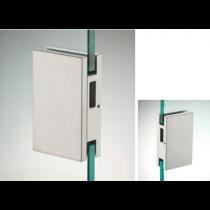 Incontro a vetro serie hd square per ante scorrevoli DQS37®