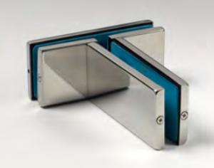 Accessorio di raccordo tra vetro fisso e controventatura GF710®