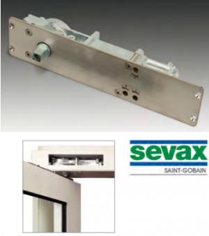 Chiudiporta a soffitto sevax janus montaggio a soffitto SX-JL®