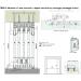 Sistema porta scorrevole alluminio LMTR
