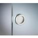 Maniglia MAL6036® tonda 60 incasso alluminio per porte in vetro