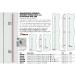 Maniglione ZSIT® inox singolo tondo per porte in vetro