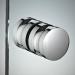 Pomolo POM4535® cilindro ottone doppio 45 per porte in vetro