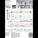 Kit cabina doccia modello doccia-flat DCCFLAT007
