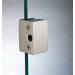 Chiusure serie 200 senza fori sul vetro cartella di riscontro per ante a battente piccola CLS70