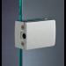 Chiusure serie 200 senza fori sul vetro cartella di riscontro per ante a battente grande CLS68