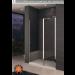 Pivot-up square cerniera pivot per pareti doccia - fisso + vetro/vetro 6/8mm pivotup square 2030 PTUPSQ203