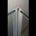 Guarnizione magnetica a 45° per vetri 6/8 mm GM12